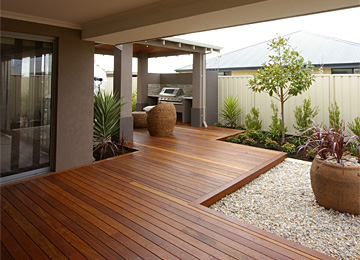 Timber Deck Melbourne